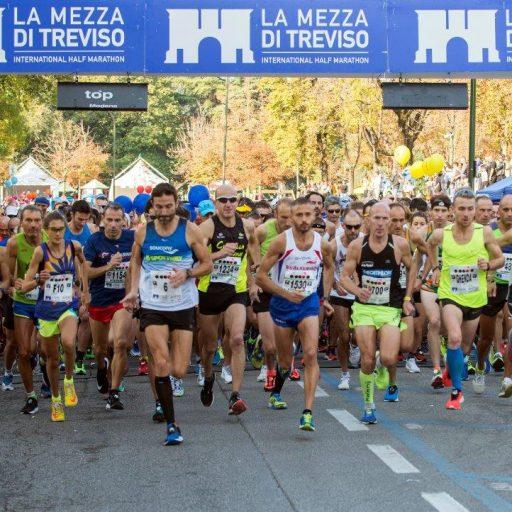 Calendario Mezze Maratone Europa.La Mezza Di Treviso 21km E 10km Domenica 13 Ottobre 2019
